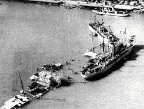 versenkte schiffe
